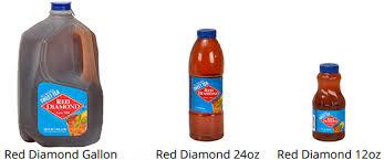 iced tea nutrition label pensandpieces
