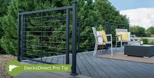 How To Tension Cable Railing Decksdirect