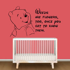 A A Milne Quote Wall Decal Cutzz