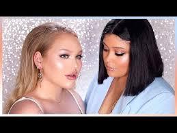 rihanna s makeup artist does my makeup