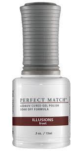 perfect match illusions lechat nails