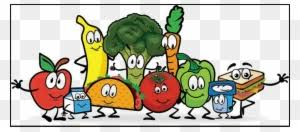 Healthy School Lunch - Clip Art Lunch - Free Transparent PNG ...
