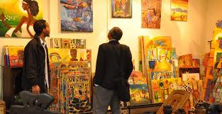 gradual rise in art appreciation