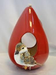 red bird feeder gift in holland mi
