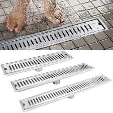 inch trench drain steel grate package