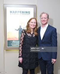Amy Redford and Director James Redford ...