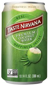 coconut water small can taste nirvana