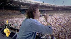 Live Aid was 35 years ago today - A Journal of Musical Things