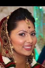 indian wedding bride makeup spool