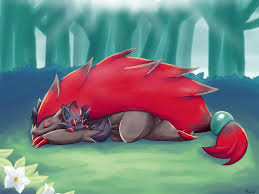 Pokémon the Movie: Zoroark: Master of Illusions - Zerochan Anime ...