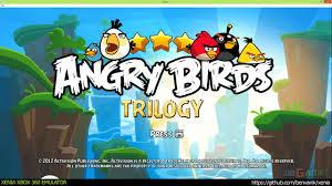 Xenia Xbox 360 Emulator - Angry Birds Trilogy Gameplay! - YouTube