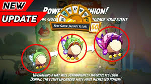 FAIRY HAT SET - Angry Birds 2 Tower of Fortune - Super Jackpot Floor: 60 in  2020 | Angry birds, Jackpot, Birds 2