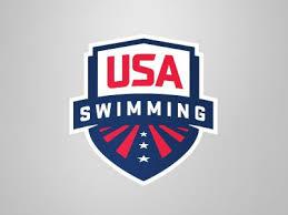 Usa Swimming Usa Swimming Swimming Badge Design