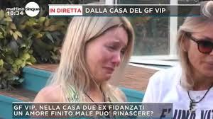 Grande Fratello Vip, Flavia Vento disperata per i suoi cani: