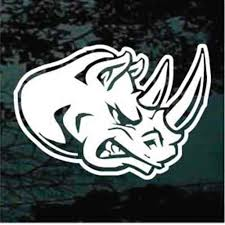 Rhinoceros Ripping Car Decals Stickers Decal Junky