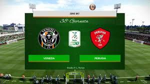 Pes 2020 Serie B • Venezia vs Perugia • 38° Giornata - YouTube