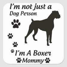 Boxer Dog Stickers 100 Satisfaction Guaranteed Zazzle