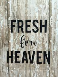Fresh From Heaven Iron On Decal Diy Baby Outfit Diy Hospital Etsy