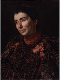Amazon.com: Portrait of Mary Adeline Williams by Thomas Eakins ...