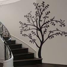 I Liked This Design On Fab Silhouette Tree Wall Decal Tree Wall Art Tree Wall Decal Diy Wall Decals