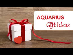gift ideas for an aquarius you