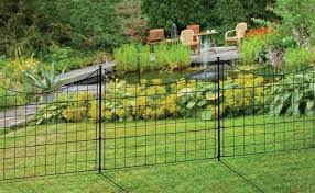 Best Non Harmful Alternatives To Electric Dog Fences Top Dog Tips Dog Fence Metal Garden Fencing Garden Fence