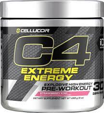 cellucor c4 extreme energy pre