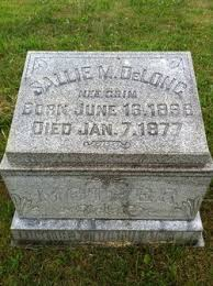 Sallie Mary Grim DeLong (1896-1977) - Find A Grave Memorial
