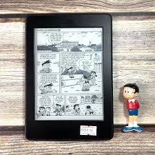 Máy Nhật Cũ] Máy Đọc Sách Kindle Paperwhite Manga Gen 3 7th Code 00712