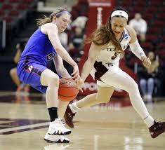NCAA Women: Carter's shot propels Texas A&M into the Sweet 16 ...