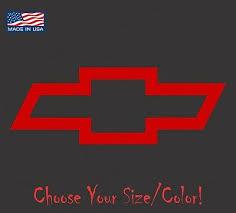 Chevy Ss Chevrolet Trucks Chevy Stickers Chevy Trucks Chevy Bowtie Decals