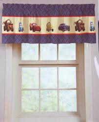 Lot 2 Disney Pixar Cars Window Valance Topper Kids Room Mater Lightning Mcqueen Car Themed Bedrooms Disney Pixar Cars Fun Decor