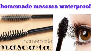 homemade mascara waterproof 24 hours
