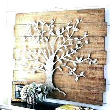 decorative metal tree stand search