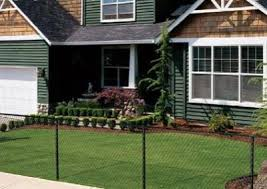 Chain Link Fence Color Or Galvanized Fittings Fabric Gates And Framework