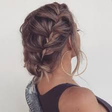 40 The Best French Braid Hairstyle Ideas Style Fryzur Fryzury Z