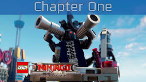 The Lego Ninjago Movie Video Game - Chapter One Walkthrough [HD  1080P/60FPS] - YouTube
