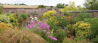 victorian walled garden pictures of a