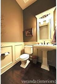 brown and white bathroom ideas tiles