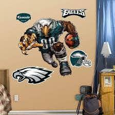Fathead Philadelphia Eagles Extreme Eagle Decal Philadelphia Eagles Eagles Fathead