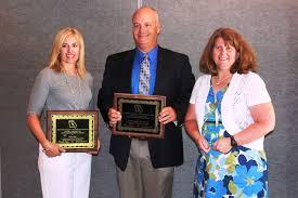 Saint Louis University Athletic Training Program: SLU AT Program Director  Presented With Award at MoATA Meeting