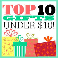 top 10 gifts under 10 the 36th avenue