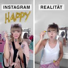 A woman recreates Instagram photos to show what life is really like -  Insider