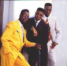 GUY (l to r): Aaron Hall,Teddy Riley, and Damion Hall | New jack ...