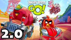 Angry Birds Go Mod APK Download (Infinite Powerups, Coins ...
