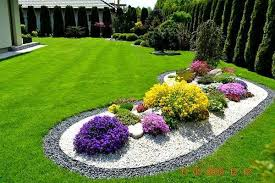 garden ideas for small flowers
