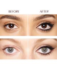 how to make your eyes look bigger and