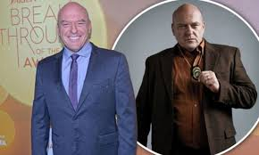 Dean Norris sheds his Breaking Bad weight as he debuts his newly ...