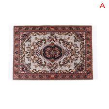12 scale woven turkish rug dollhouse