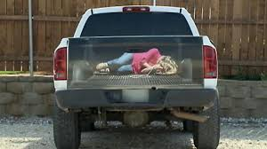 Woman Who Appears Bound Gagged In Truck An Experiment In Marketing Sign Company Says Abc News
